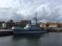 корабль, военный