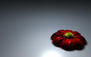 цветок, плетение