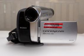 бренды, sony, видеокамера