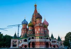 Собор, Василия Блаженного, Россия, храм, Москва