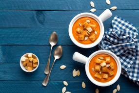 тыквенный, суп