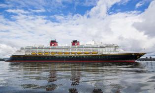 disney magic, корабли, лайнеры, лайнер, круиз