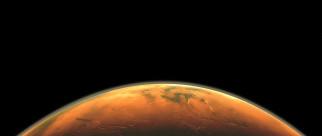 космос, марс, галактики, вселенная, планета, звезды