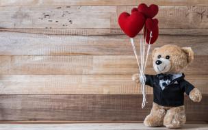 teddy, gift, cute, медведь, сердечки, red, love, bear, heart, wood, romantic, сердце, игрушка, любовь