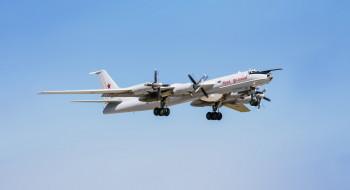 Bear, Ту-142, ОКБ Туполева, Россия, ВВС, Самолет, Советский дальний противолодочный самолет, Bear-F