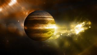 космос, юпитер, jupiter, stars, planet, fon, звёзды, платета