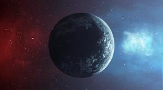 космос, арт, звезды, галактики, вселенная, планета