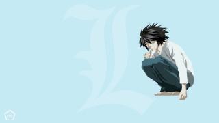 аниме, death note, персонаж