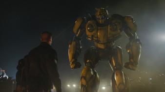 фантастика, bumblebee, 2018, кадры из фильма, фильмы, films, transformers, бамблби