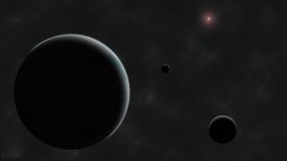 вселенная, звезды, планета, галактики