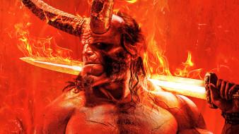 2019, Hellboy