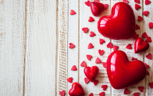 сердце, сердечки, romantic, love, heart, wood, любовь