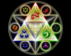 символы, фигуры, круг, знаки