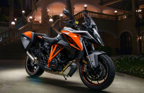 мотоцикл, здание, спортбайк, sportsbike, gt, super duke, ktm 1290, 2019