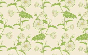 wallpapers, flower, vector, background, pattern, elegant, seamless, textile