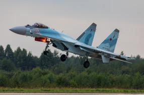 сверхманёвренный истребитель, Su-35S, Су-35С, многоцелевой, ВВС России