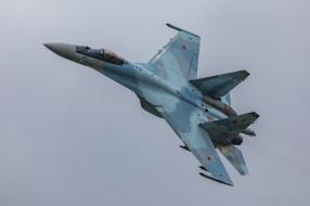 Su-35S, Су-35С, ВКС России, многоцелевой, сверхманёвренный истребитель, полёт