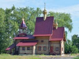 город, здание, церковь, храм