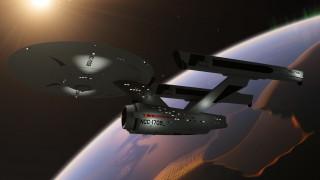 галактики, вселенная, полет, космический корабль