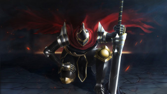 аниме, overlord