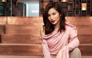 английская актриса, красота, фотосессия, кинозвезды, джемма чан, 2018