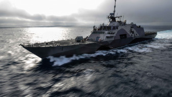 uss freedom lcs1, вмс сша, головной корабль, littoral combat ship
