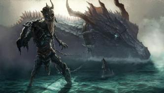 дракон, существо