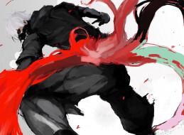аниме, tokyo ghoul, токийский, гуль