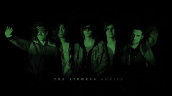 -the-strokes, музыка, -временный, группа