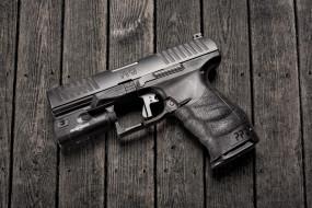 walther ppq, оружие, пистолеты, ствол