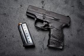 walther pps m2, оружие, пистолеты, ствол