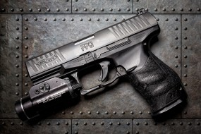 walther arms ppq m1, оружие, пистолеты, ствол