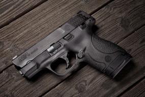 smith & wesson m&p shield, оружие, пистолеты, ствол