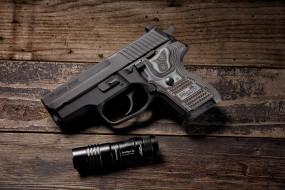 sig sauer p224, оружие, пистолеты, ствол