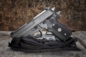 sig sauer p229 legion, оружие, пистолеты, ствол