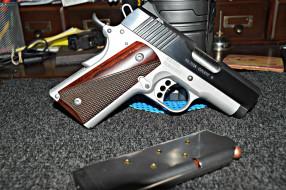 kimber ultra carry ii 45 acp, оружие, пистолеты, ствол