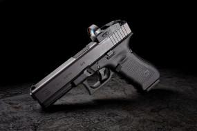 glock 17 mos, оружие, пистолеты, ствол
