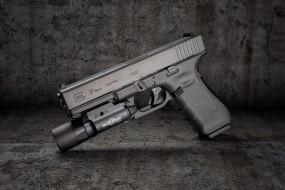 glock 17, оружие, пистолеты, ствол