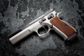 cz 75, оружие, пистолеты, ствол