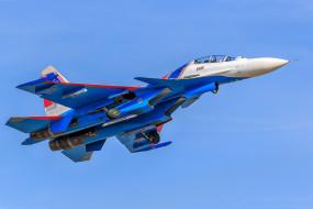обои для рабочего стола 2560x1707 авиация, боевые самолёты, su-30sm, су-30см, многоцелевой, истребитель, пилотажная, группа