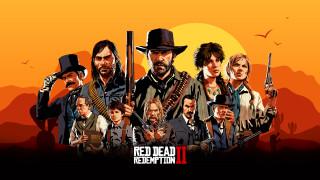 Red Dead Redemption 2, шутер, action