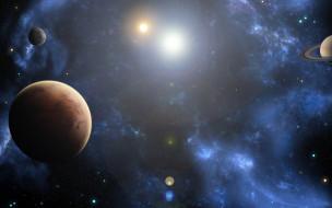 звезды, галактики, планеты, вселенная