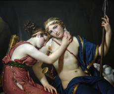 Jacques-Louis David - The Farewell of Telemachus and Eucharis обои для рабочего стола 2140x1769 jacques, louis, david, the, farewell, of, telemachus, and, eucharis, рисованные, jacques-louis
