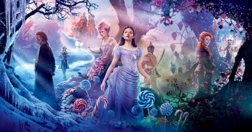 the nutcracker and the four realms, кира найтли, морган фриман, хелен миррен, фэнтези, 2018, маккензи фой