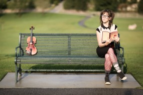 -lindsey-stirling, музыка, -временный, скрипка