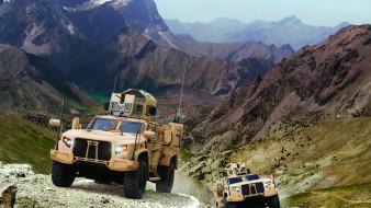 lockheed martins jltv, автомобиль огневой поддержки, армия сша, горы