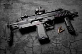 heckler & koch mp7, оружие, автоматы, ствол