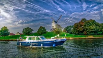 корабли, катера, катерок