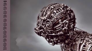 робот, механизм