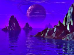 водоем, планета